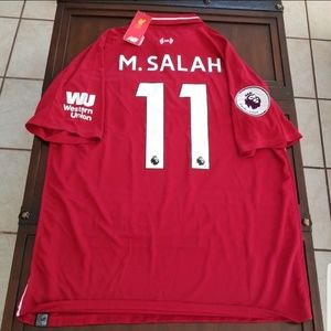 Liverpool Jersey 2018-2019 edition